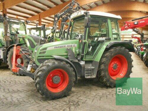 Fendt Farmer 309 CA Année de construction 2002 A 4 roues motrices
