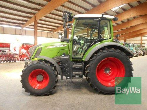 Fendt 312 Vario S4 Power Год выпуска 2018 Mindelheim