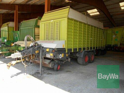 Lade- & Silierwagen Claas - Quantum 5500 P