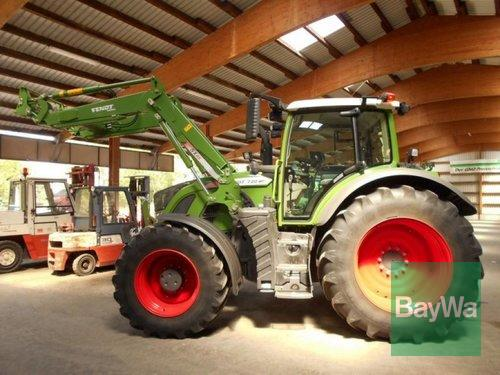 Fendt 720 Vario S4 Profi Front Loader Year of Build 2016