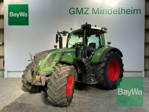 Fendt 722 Vario SCR Profi Plus Baujahr 2012 Allrad