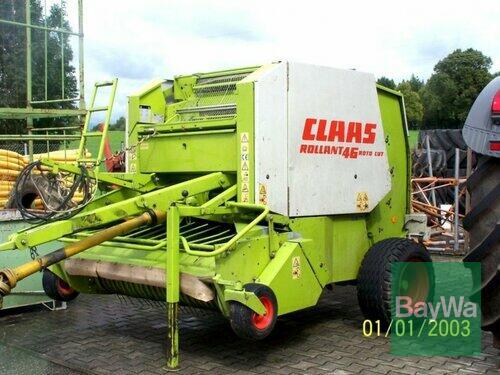 Claas Rollant 46 RC anno di costruzione 1998 Murnau