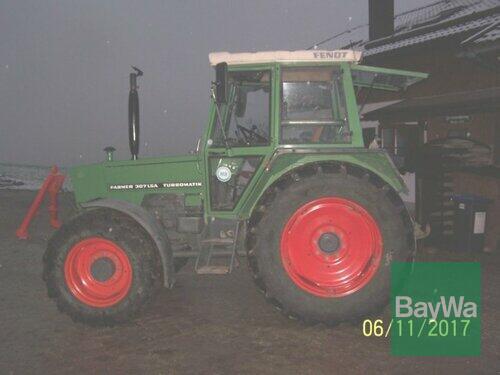 Fendt Farmer 307 LSA Rok produkcji 1990 Czterokolowy