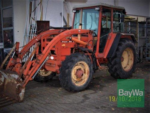 Renault 651-4 S Front Loader Year of Build 1980