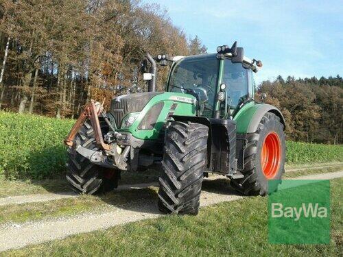 Fendt 724 Vario Profi Year of Build 2015 4WD