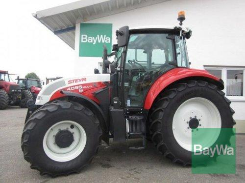 Steyr 4095 Multi     #216 Year of Build 2015 4WD