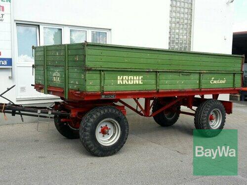Krone Dk 120 Год выпуска 1980 Schönau