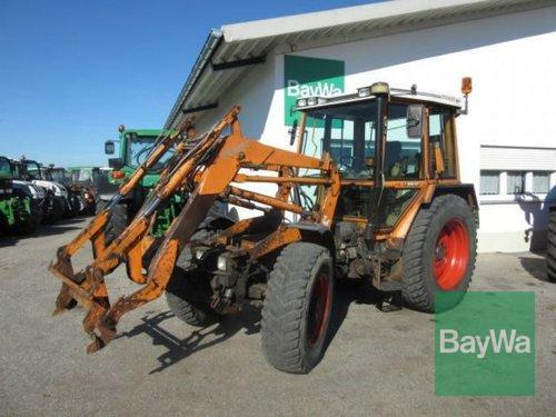 Fendt 380 Gta      # 30 Chargeur frontal A 4 roues motrices