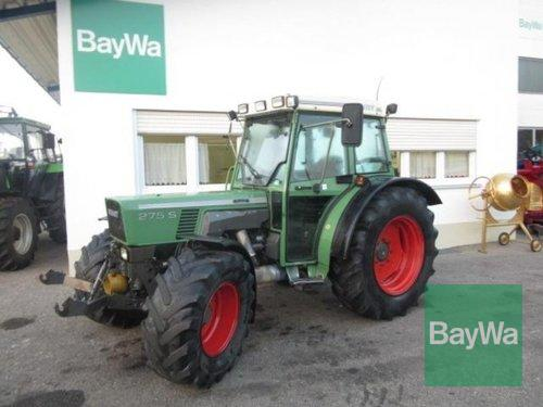 Fendt Farmer 275 SA Year of Build 1996 4WD