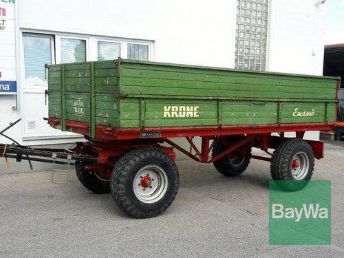 Krone Dk 120 Año de fabricación 1980 Schönau