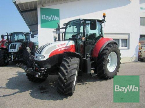 Steyr 4105 Multi      # 212 Year of Build 2016 4WD