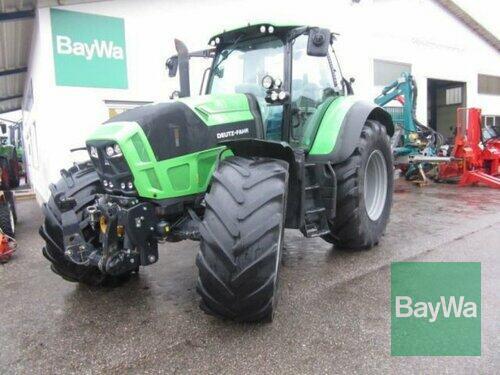 Deutz-Fahr Agrotron 7230 TTV Año de fabricación 2013 Schönau