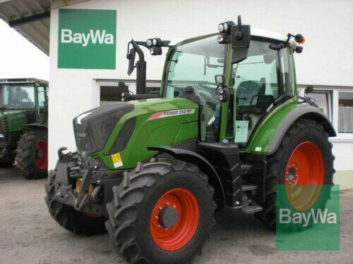 Traktor Fendt - 312 VARIO S4 PROFI     # 34
