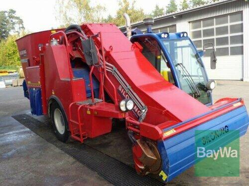 Mayer Siloking Futtermischwagen 13 Cbm