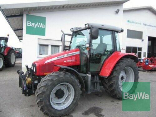 Traktor Massey Ferguson - 5445    # 384