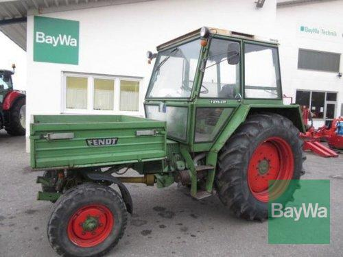 Fendt 275 Gt     #143 Year of Build 1979 Schönau