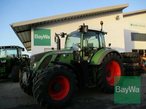 Traktor Fendt - 724 VARIO SCR PROFI PLUS #136