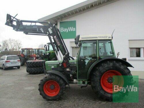 Fendt Farmer 260 SA Frontlader Baujahr 1997