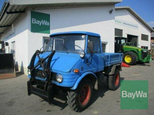 Mercedes-Benz U 421 Year of Build 1968 4WD