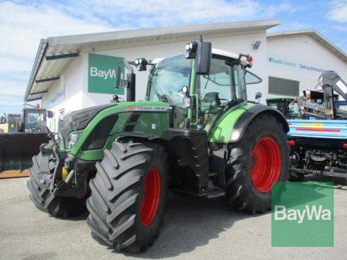Fendt 720 Vario SCR Profi Year of Build 2013 4WD