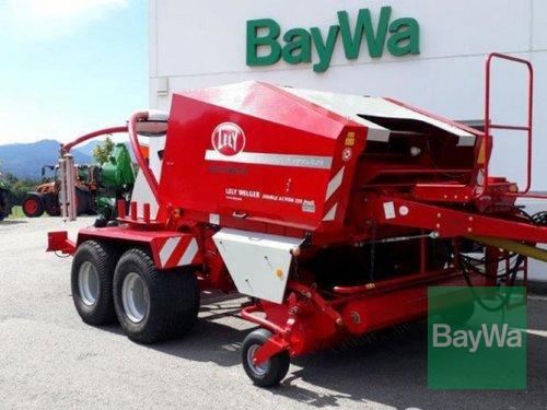 Ballenpresse Welger - LELY DOUBLE ACTION 235
