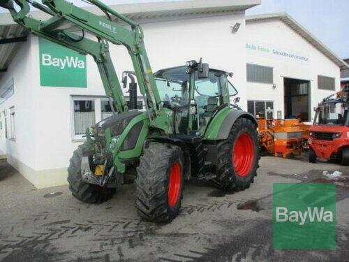 Tractor Fendt - 516 VARIO SCR P-Plus  #281