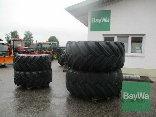 Michelin 800/70 R38 + 600/60 R34 Schönau