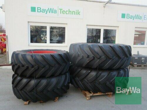 Michelin 600/65 R34 + 650/85 R38 Straubing