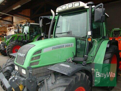 Fendt Farmer 309 C Rok produkcji 2004 Czterokolowy