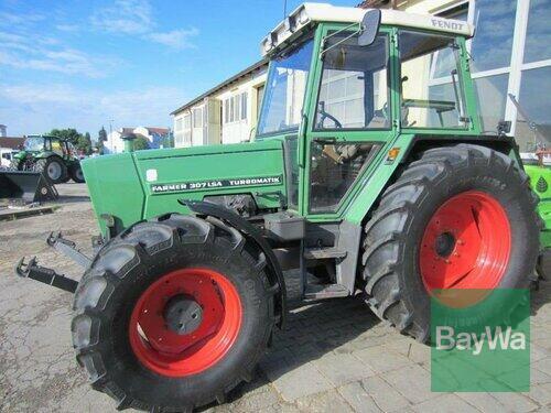 Fendt Farmer 307 LSA Rok produkcji 1989 Czterokolowy