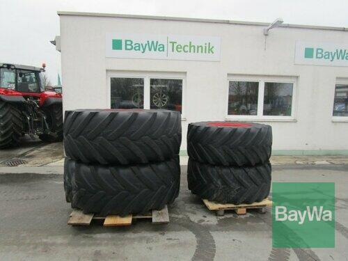 Komplettrad Michelin - 600/60 R30 + 710/60 R42