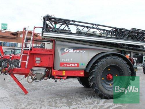 Horsch Leeb Gs 6000 Year of Build 2010 Straubing