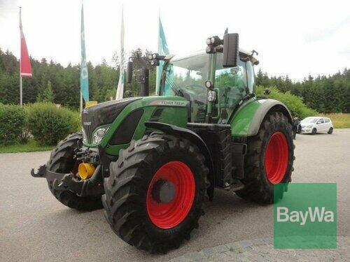 Traktor Fendt - 722 Vario SCR