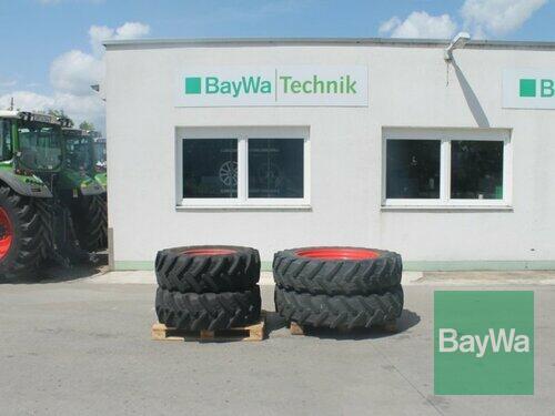 BKT 380/70 R24 + Pirelli 340/85 R38 Straubing
