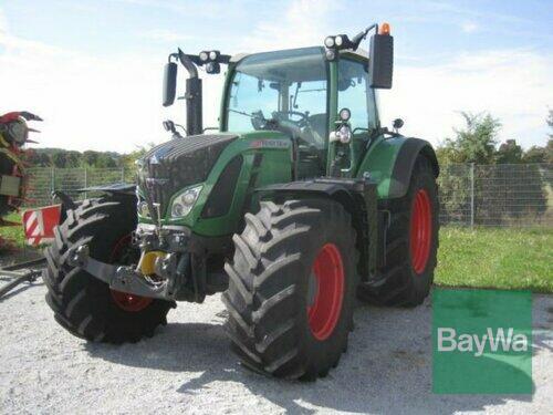 Traktor Fendt - 720 Vario Profi