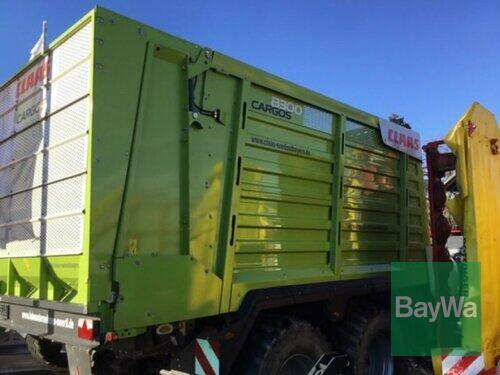 Claas Cargos 8300 Bouwjaar 2016 Straubing