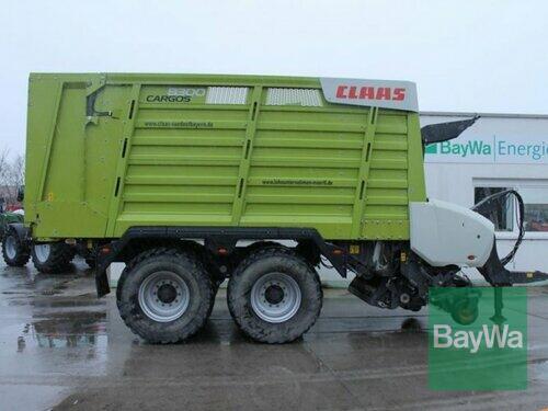 Claas Cargo 8300 Baujahr 2016 Straubing