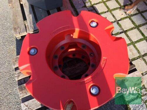 Fendt 2 X 300 Kg Radgewichte Straubing