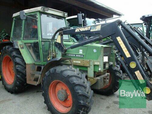 Fendt Farmer 308 LS Frontlader Baujahr 1982