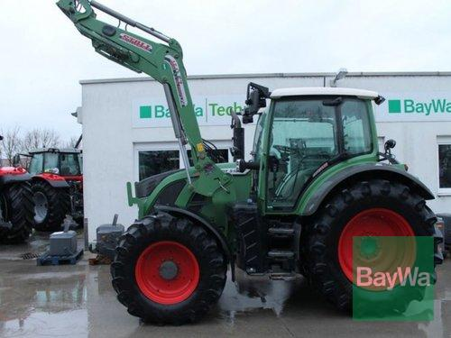 Fendt 516 Vario Profi Plus