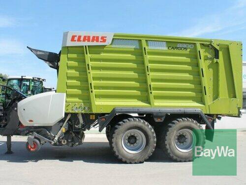 Claas CARGOS 8300
