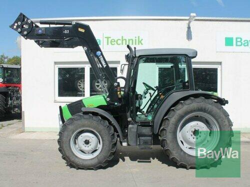 Deutz-Fahr Agrofarm 410 Frontlader Baujahr 2012