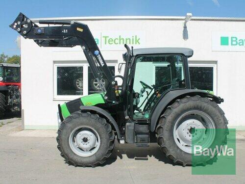 Deutz-Fahr Agrofarm 410 Фронтальний навантажувач Рік виробництва 2012