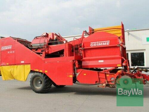 Grimme Se 150-60 Ub Rok výroby 2004 Straubing