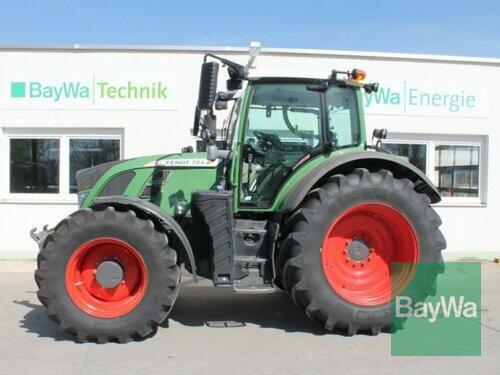 Fendt 724 Vario SCR Profi Plus Anul fabricaţiei 2015 Tracţiune integrală 4WD