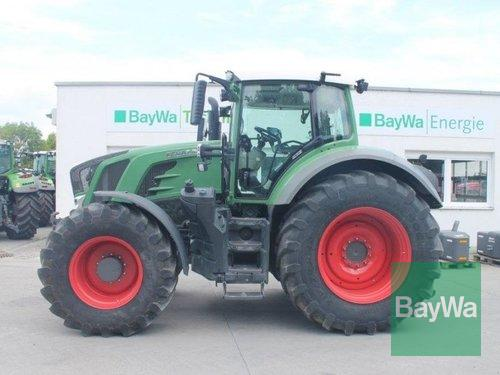 Fendt 828 Vario S4 Profi Rüfa Year of Build 2015 4WD