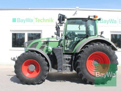 Fendt 720 Vario SCR Profi Year of Build 2012 4WD
