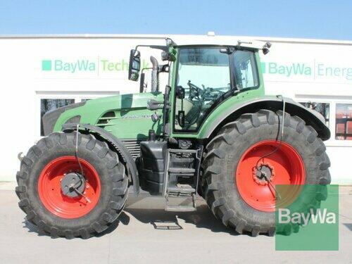Fendt 930 Vario Año de fabricación 2009 Accionamiento 4 ruedas