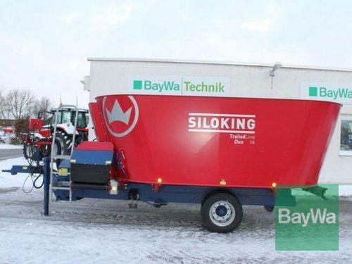 Mayer Siloking Trailedline Classic Duo 14-T Year of Build 2018 Straubing