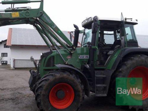 Fendt 412 Vario TMS Front Loader Year of Build 2013